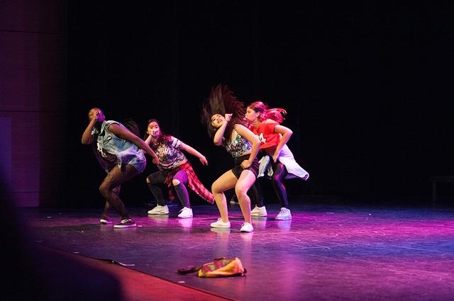 Spectacle de danse