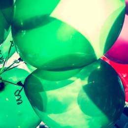 ballons anniversaire hélium