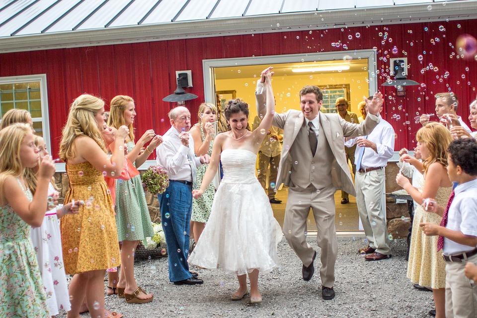 Les clés de succès de l'organisation d'une réception de mariage