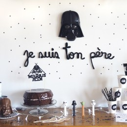 fête Star Wars
